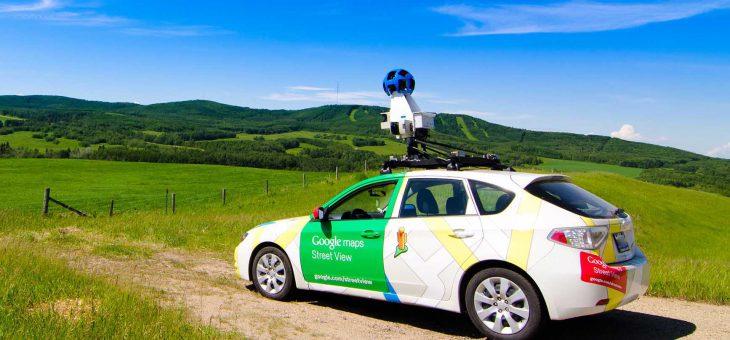 10 лет программе Street View